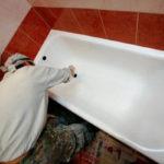 Современная реставрация ванн