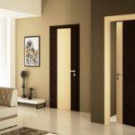 Основные типы межкомнатных и входных дверей