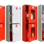 Покупка пожарных шкафов