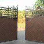 Автоматические ворота – когда нет проблем для въезда