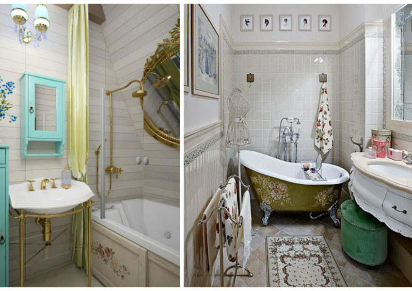 How to tidy up the bathroom