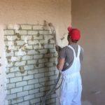 Современный метод штукатурки стен