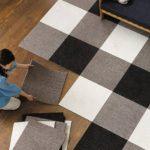 Где лучше подойдет ковровая плитка, а где ПВХ