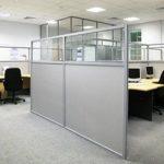 Предназначение мобильных офисных перегородок