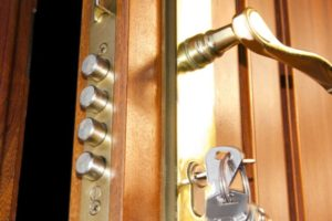 Strong lock for the safety of Your home111
