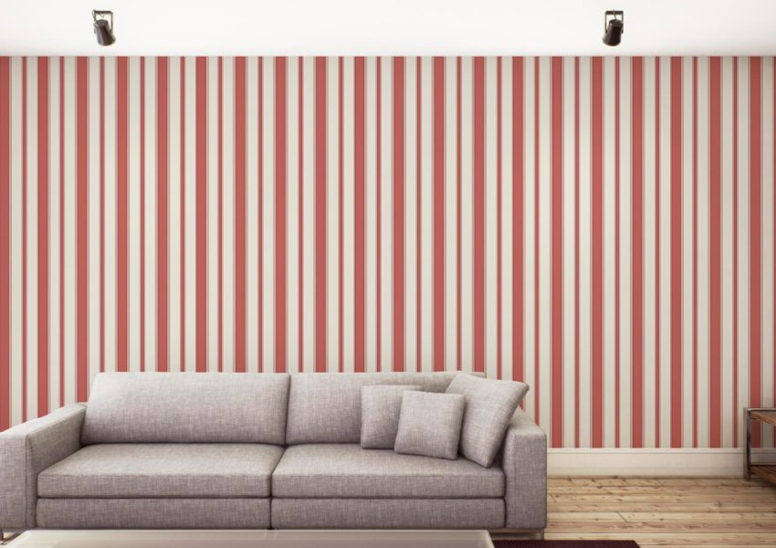 How to use striped Wallpapers correctly646