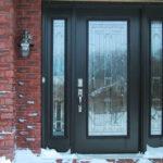 Виды входных дверей для дома