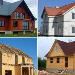 Сравнение древесины и кирпича для строительства домов