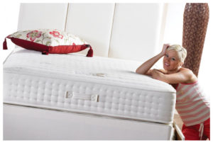 The choice of mattress5458